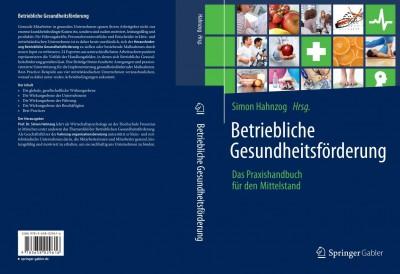 Simon Hahnzog_Praxishandbuch Betriebliche Gesundheitsförderung
